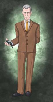 Dr. James Marcus (Resident Evil Zero)