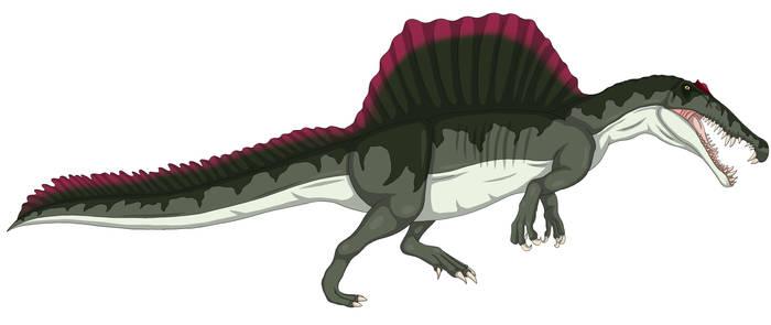 Spinosaurus (Green)