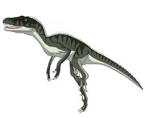 Utah Raptor (Green)