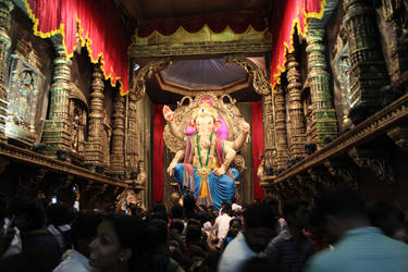 Mumbai cha Raja by praths
