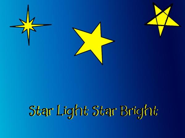 star light star bright essay