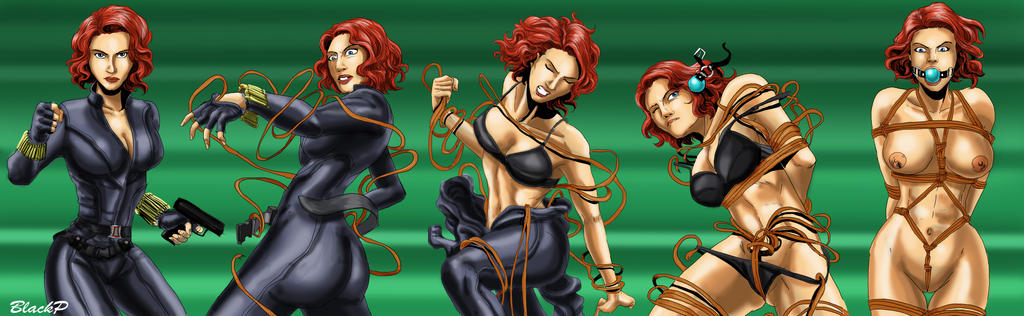 black widow naked № 42691