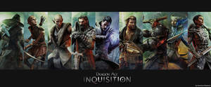 Dragon Age Inquisition Wallpaper3 by AeschylusShepherd