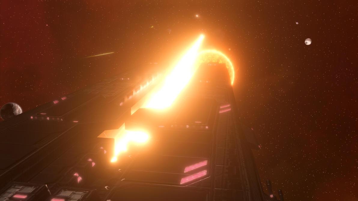 Stellaris - Fire ! by Bisougai