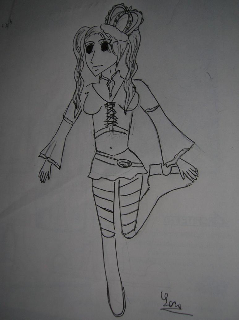 Lady Perona by saramarconato