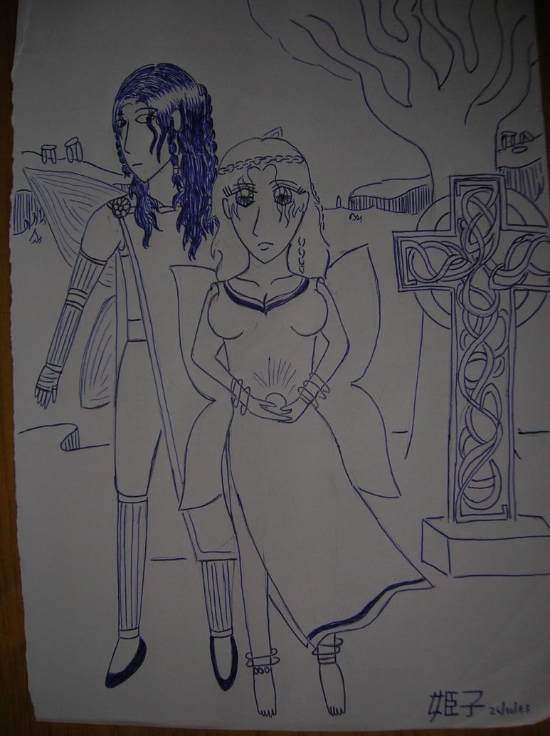 Celtic Fairy Tale by saramarconato
