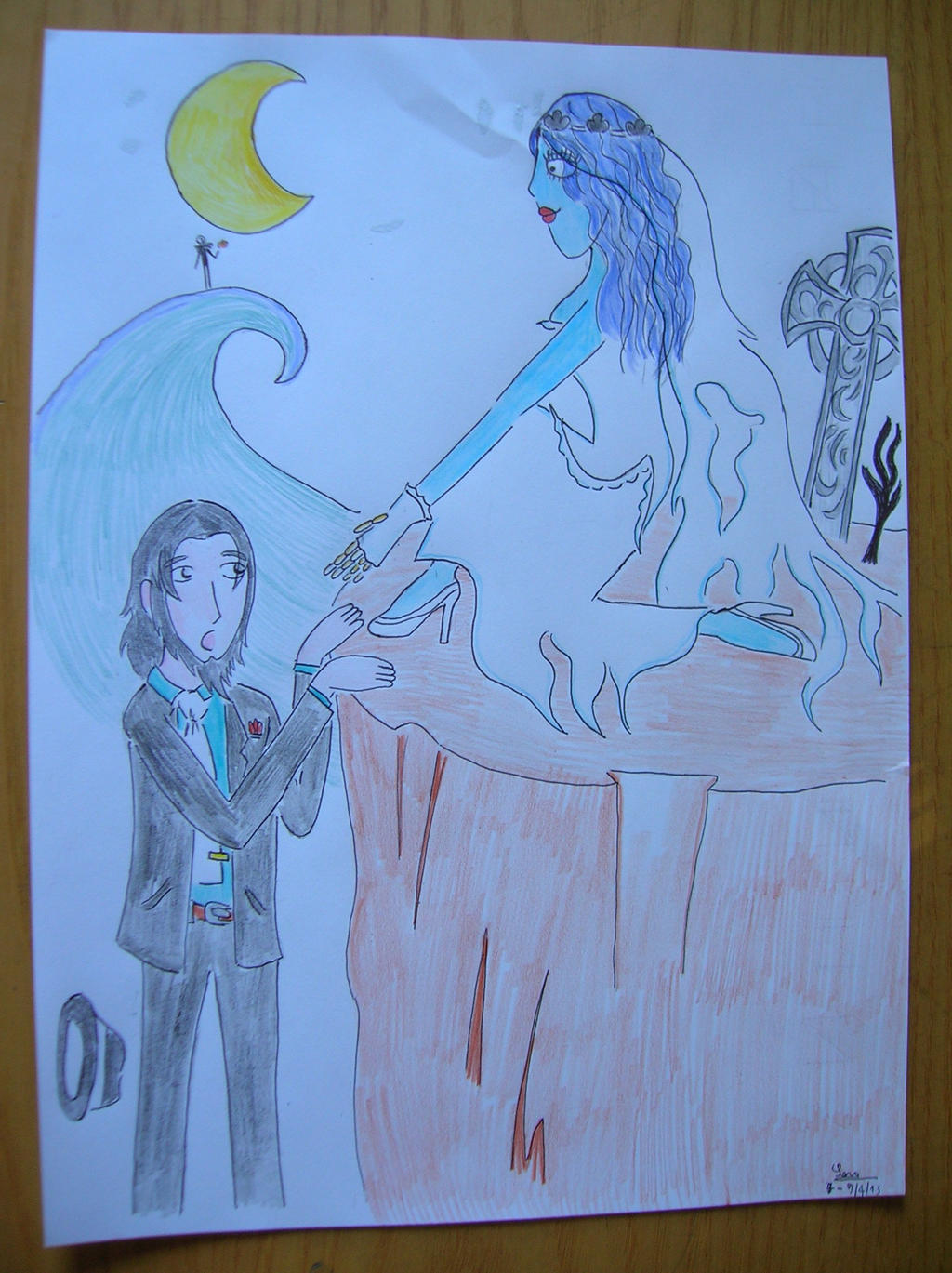 What if...Jigen instead of Victor? by saramarconato