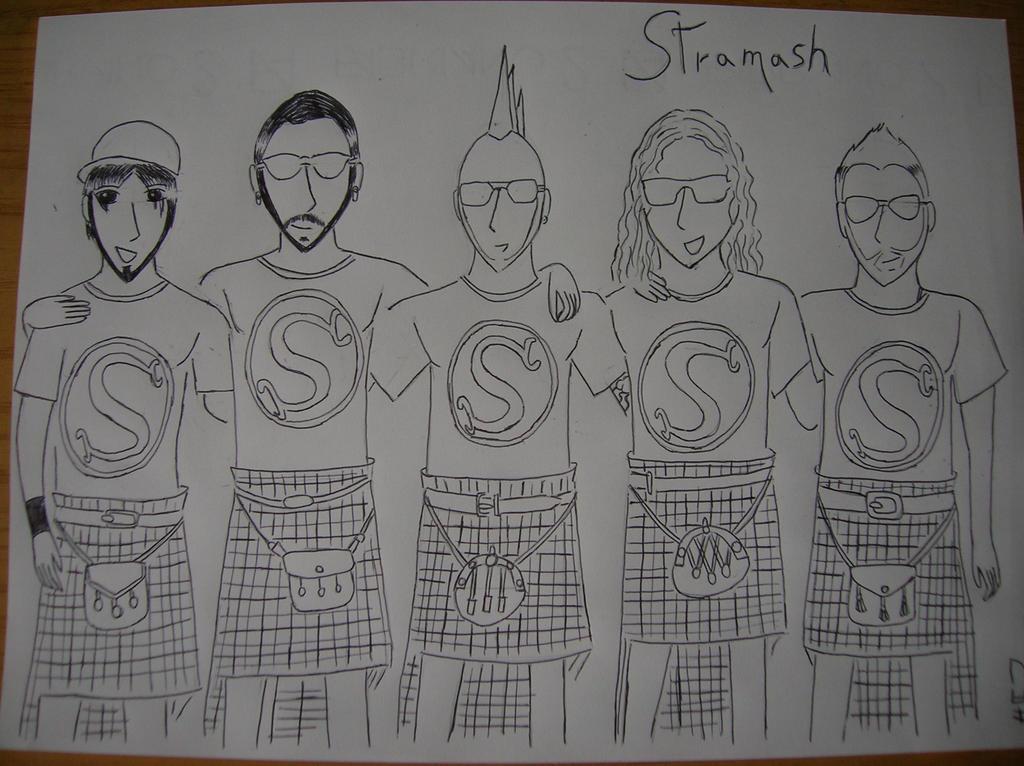 Stramash by saramarconato