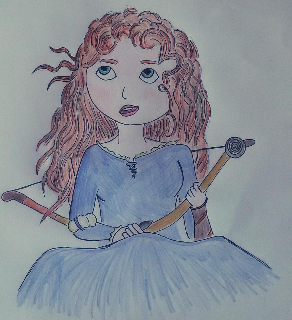 Merida by saramarconato