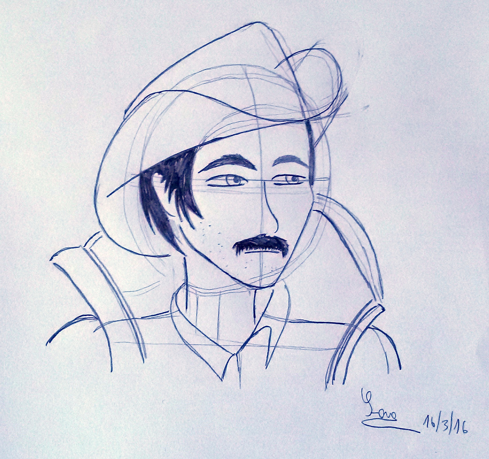 Jack Twist by saramarconato