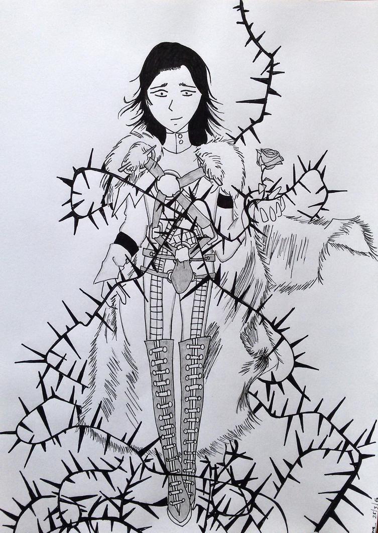 Ultimate Loki by saramarconato