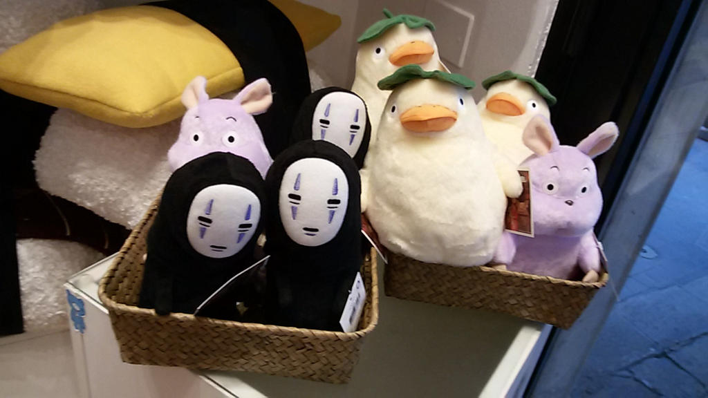 Spirited Away toys (photo) by saramarconato