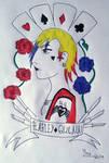 Harley Quinn Tattoo Art