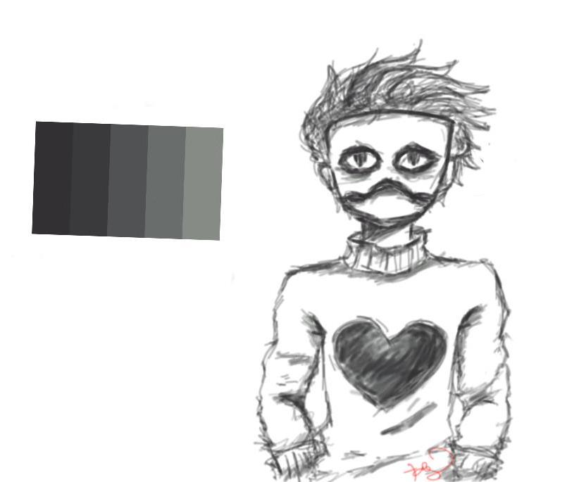 Zacharie by xxMusicalMime