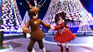 Santa x Rudolph Challenge by IggyAlfi2319
