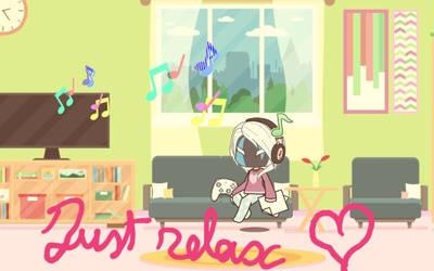 (Gacha Life) Just Relax by IggyAlfi2319