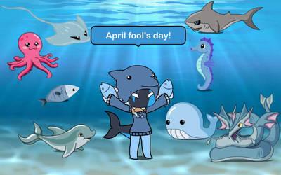 (Gacha Life) April fool's day! by IggyAlfi2319