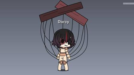 (Gacha Life) Puppet Darcy by IggyAlfi2319