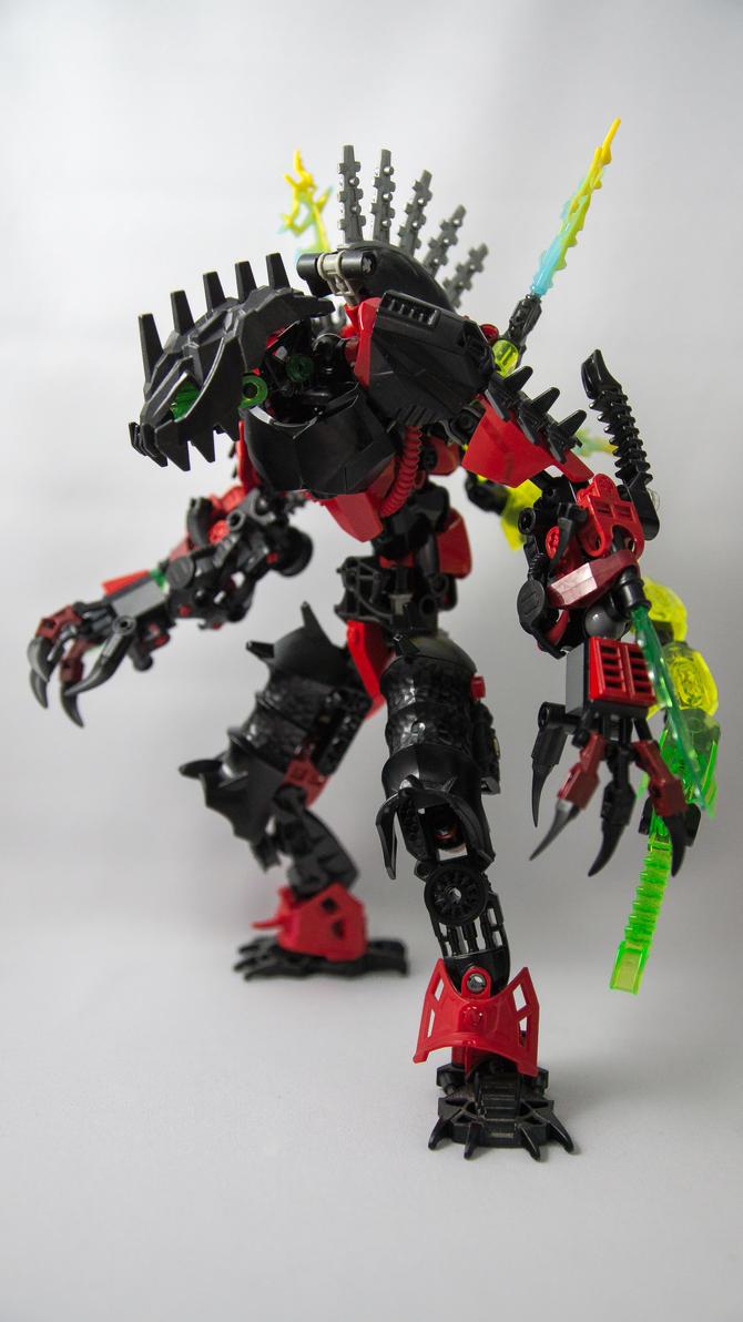Skrall Razor, Electric Beast by SkrallRazor