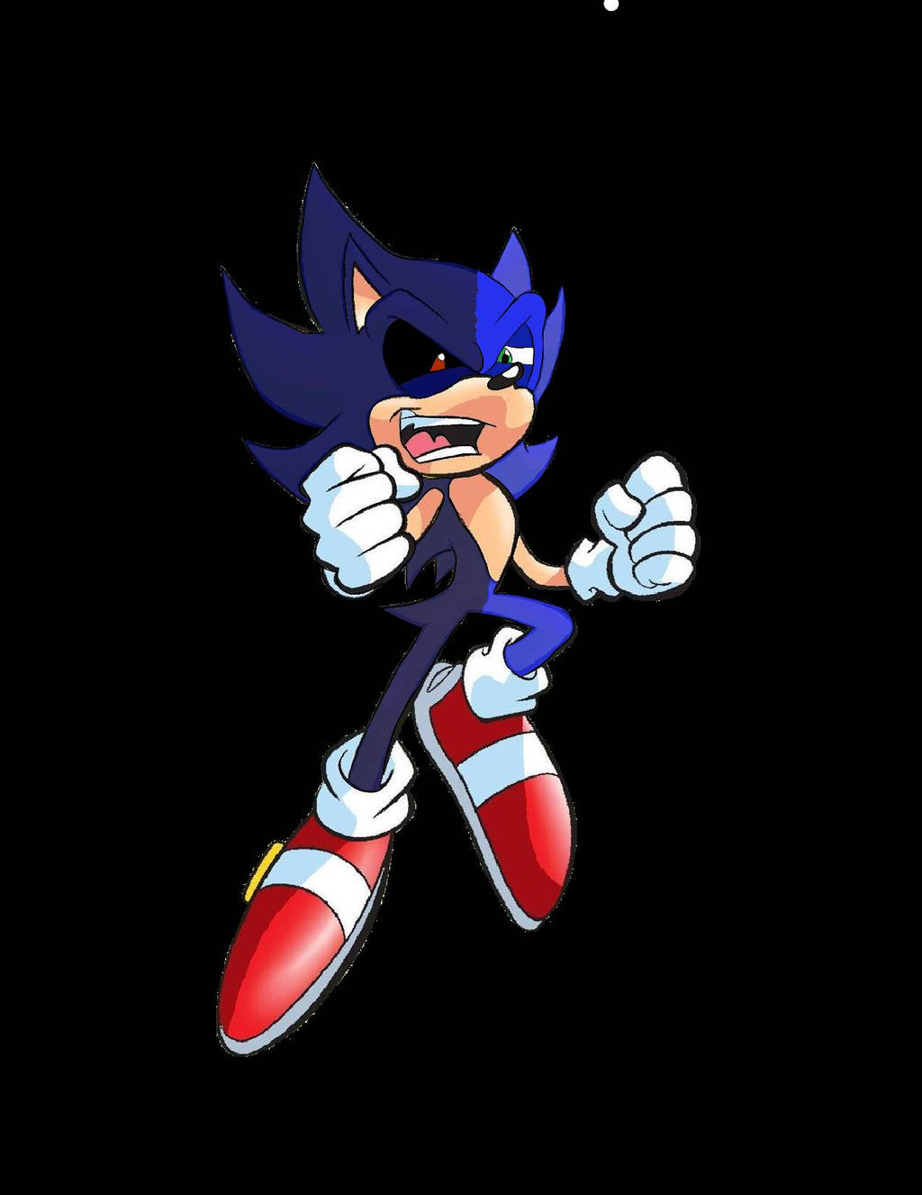 Sonic EXE Nightmare beginning:Good/Best Ending by