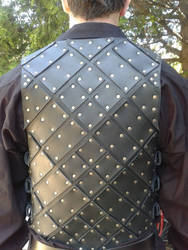 Studded leather armor (back)