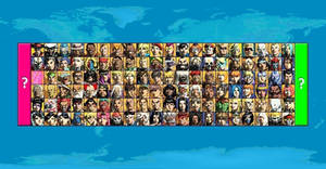 Street Fighter Bouts Upon Victories