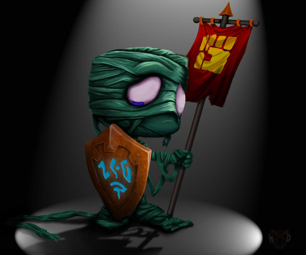 Amumu doesn't need buffs I know,but I only ask this to make him more  effective as a sticky tank.