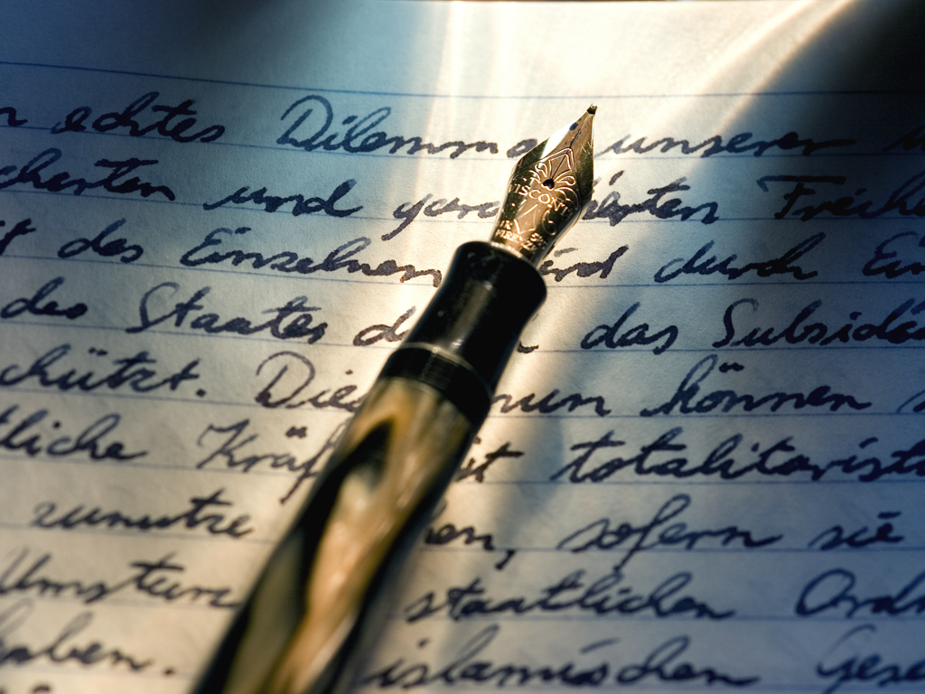 Vintage writing by bakerfield3 on deviantart