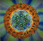 Sea Life Mandala