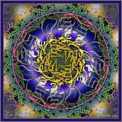 Mandala Present: Total Health by FractalBee