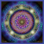 Mandala Present for Friendship