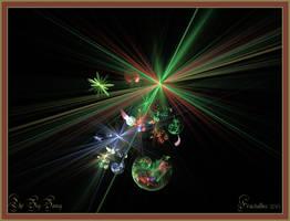 The Big Bang by FractalBee