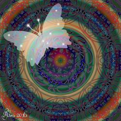 Mandala Gift to Adora