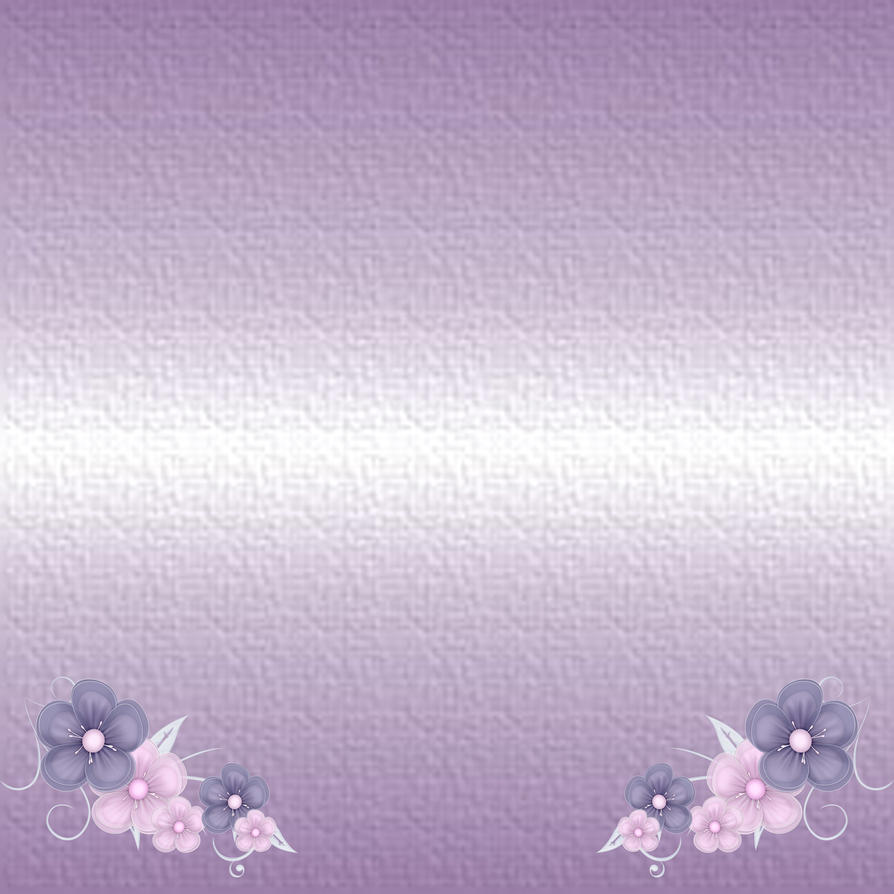 Real purple flower background
