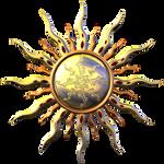 Sun PNG by PVS