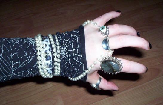Claw Spider Hand