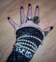 Goth Glove