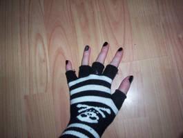Skull Glove 2