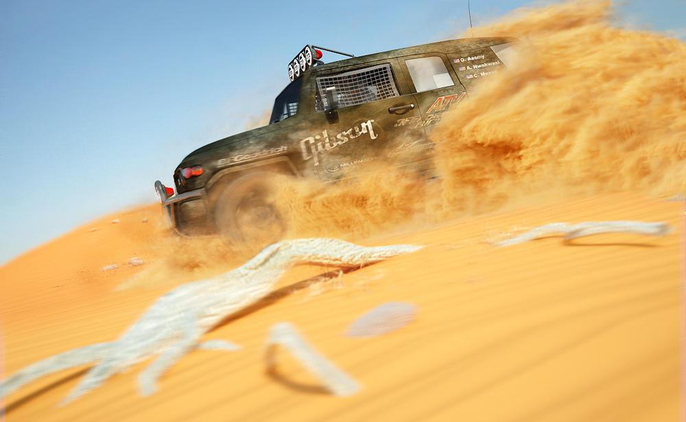 NAMIB Rallye 2008
