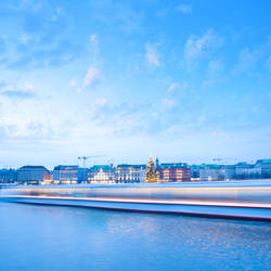 Hamburg Alster by maView