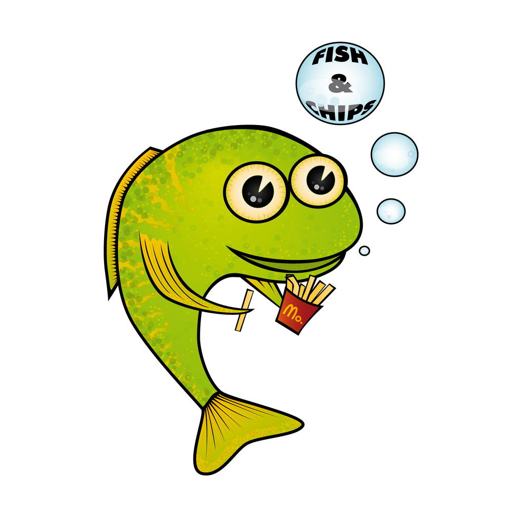 fish and chips clipart - photo #17