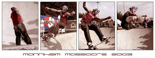 Mannheim Massacre 2003