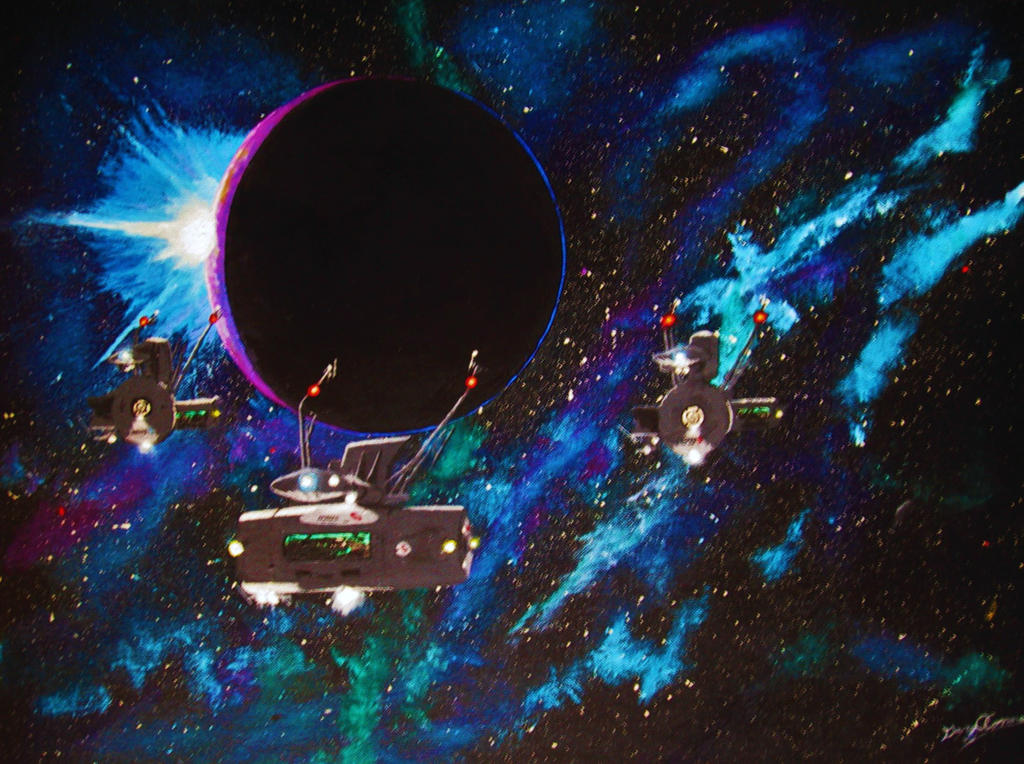 Spaced Out by GaryMOConnor