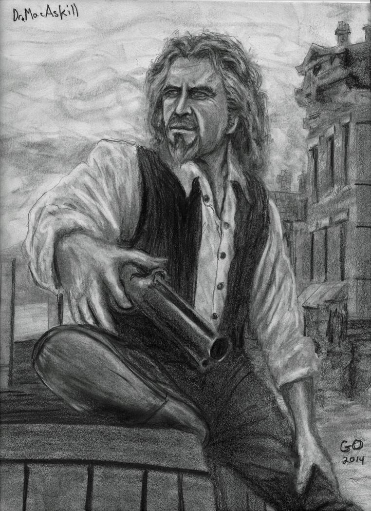 Dr. MacAskill by GaryMOConnor