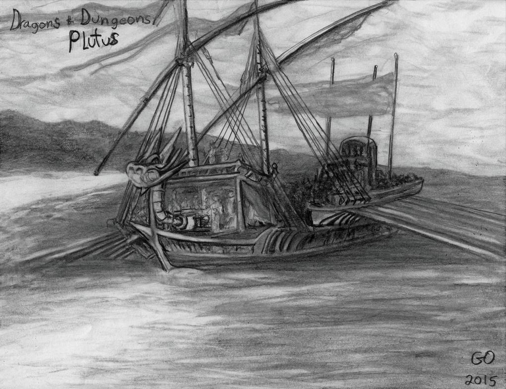 Plutus by GaryMOConnor
