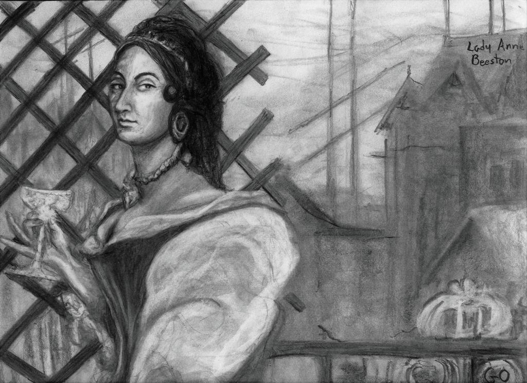 Lady Anne Beeston by GaryMOConnor