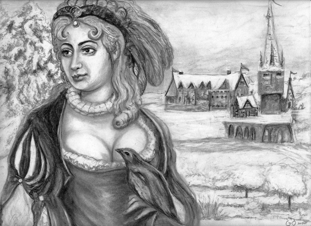 Helena by GaryMOConnor