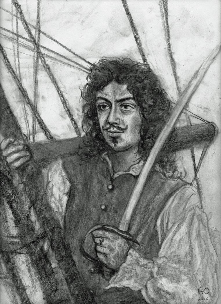 Captain Henry Morgan by GaryMOConnor