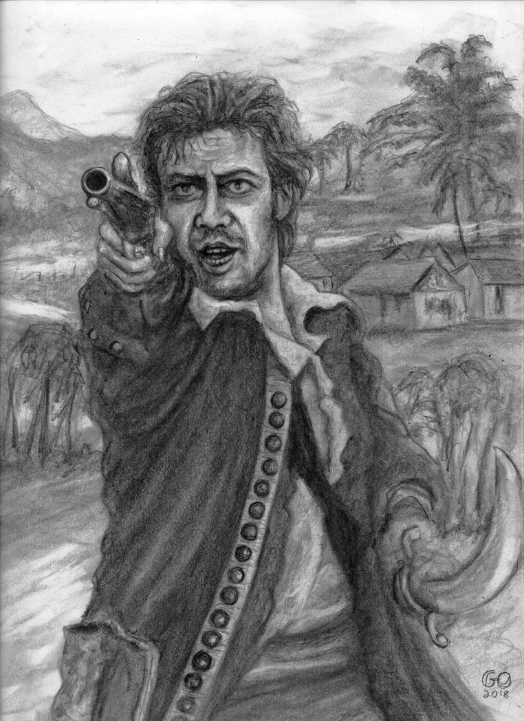 Jimmy Jayne Jackman by GaryMOConnor