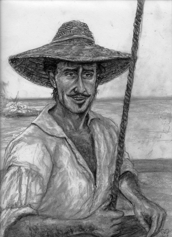 John Morris The Quartermaster by GaryMOConnor
